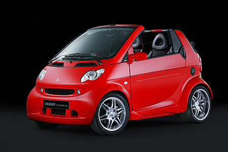 MCC Smart Brabus Ultimate