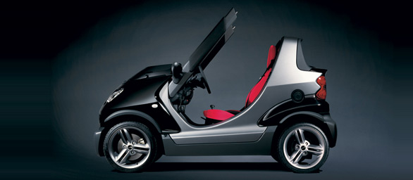 Smart Fortwo Crossblade